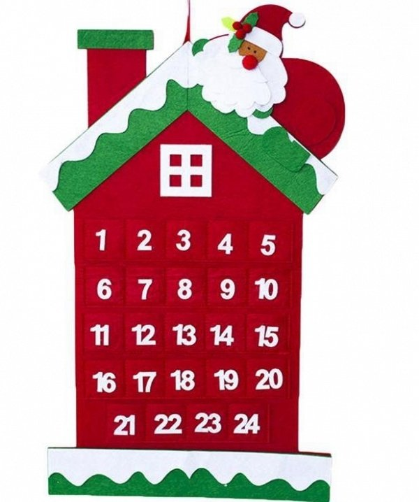 Адвент-календарь «Домик»